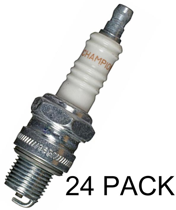 Champion J6C SHOP PACK 24 PLUGS 823S Genuine Mower Spark Plug